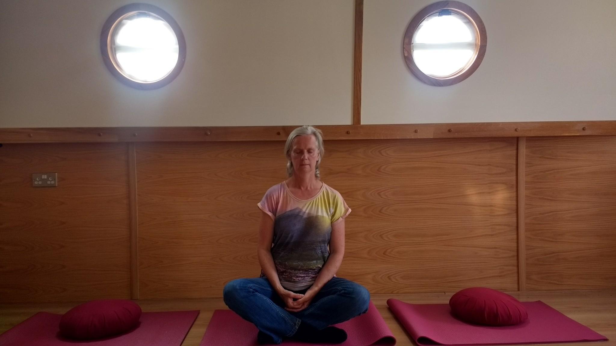 Meditation on Barge Fiodra